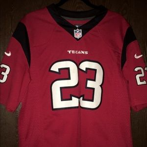 Texans jersey, have not worn once.